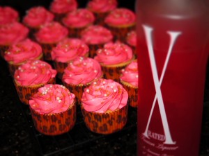 X-rated Cupcakes
