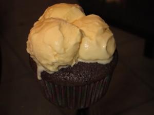 Molten Lava Cupcakes