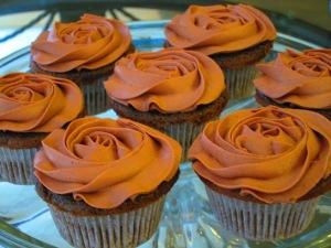Texas Joy Cupcakes