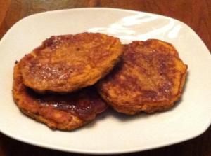 Paleo Pumpkin Spice Cupcakes