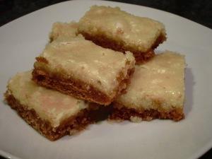 Gooey Butter Cake Bars