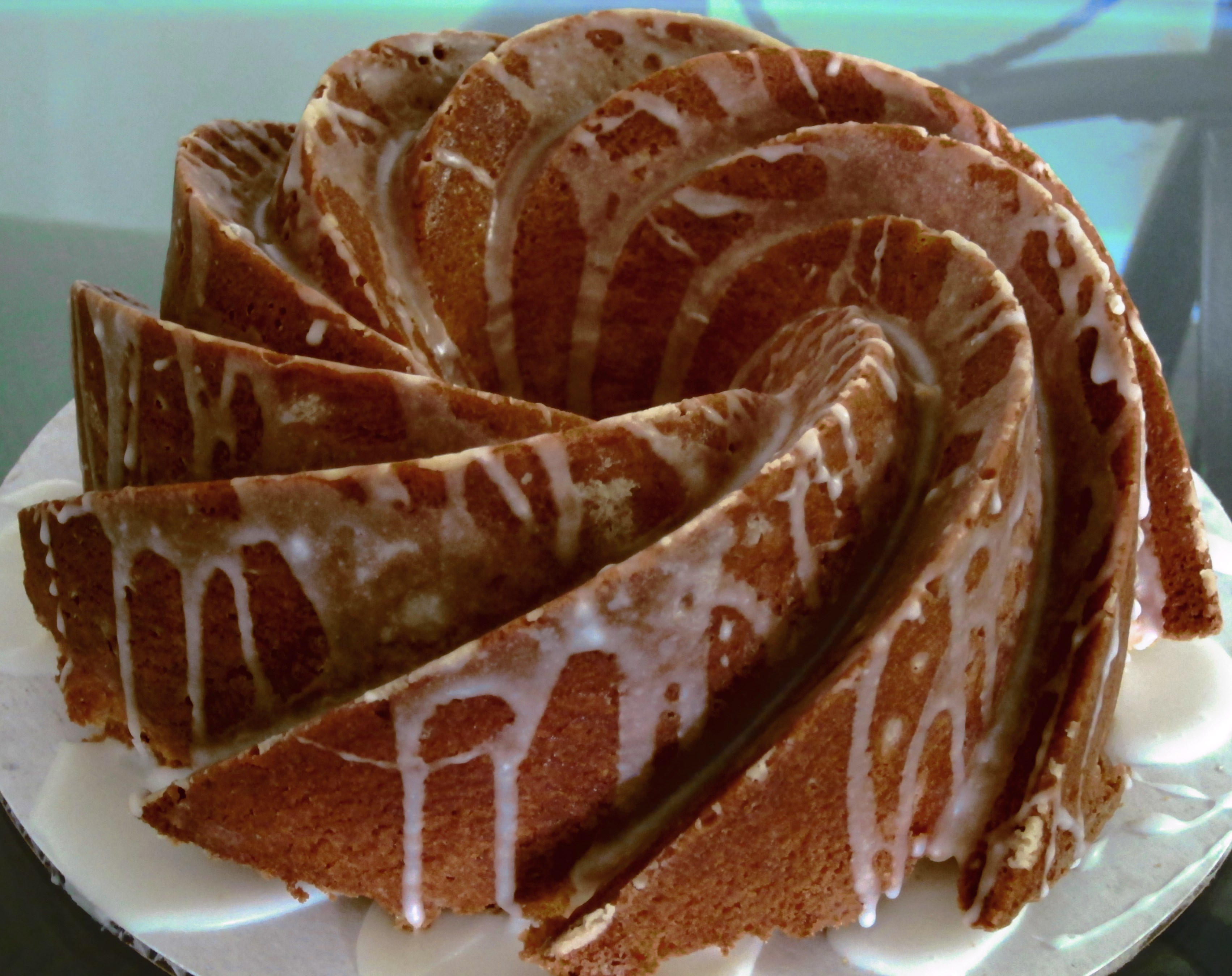 7-up pound cake images