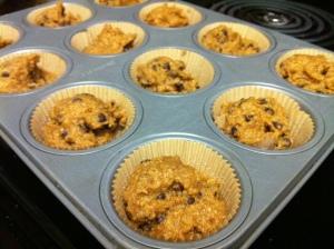 Paleo Pumpkin Cupcakes